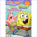 Jumbo Coloring Book Awesome Photos Best Days Jumbo Colouring Book Spongebob Squarepants by