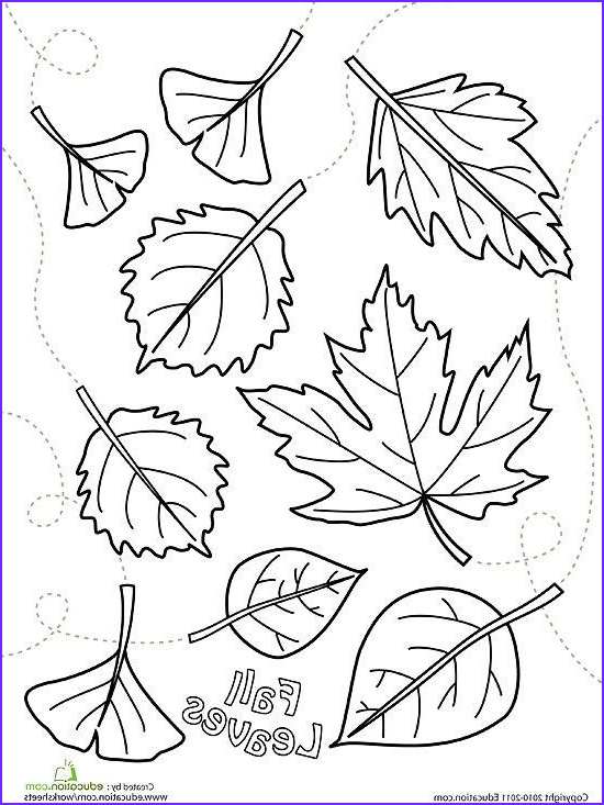 Kids Coloring Table Awesome Image Printable Fall Coloring Pages