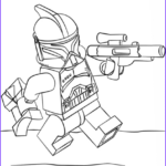 Lego Star Wars Coloring Pages Luxury Photos Lego Clone Trooper Coloring Page
