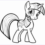 Little Pony Coloring Beautiful Stock My Little Pony Coloring Pages