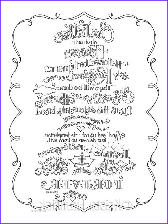 Lords Prayer Coloring Page Beautiful Photos Best 25 Lord S Prayer Ideas On Pinterest