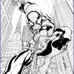 Man Coloring Book Unique Photos Free Printable Spiderman Coloring Pages For Kids