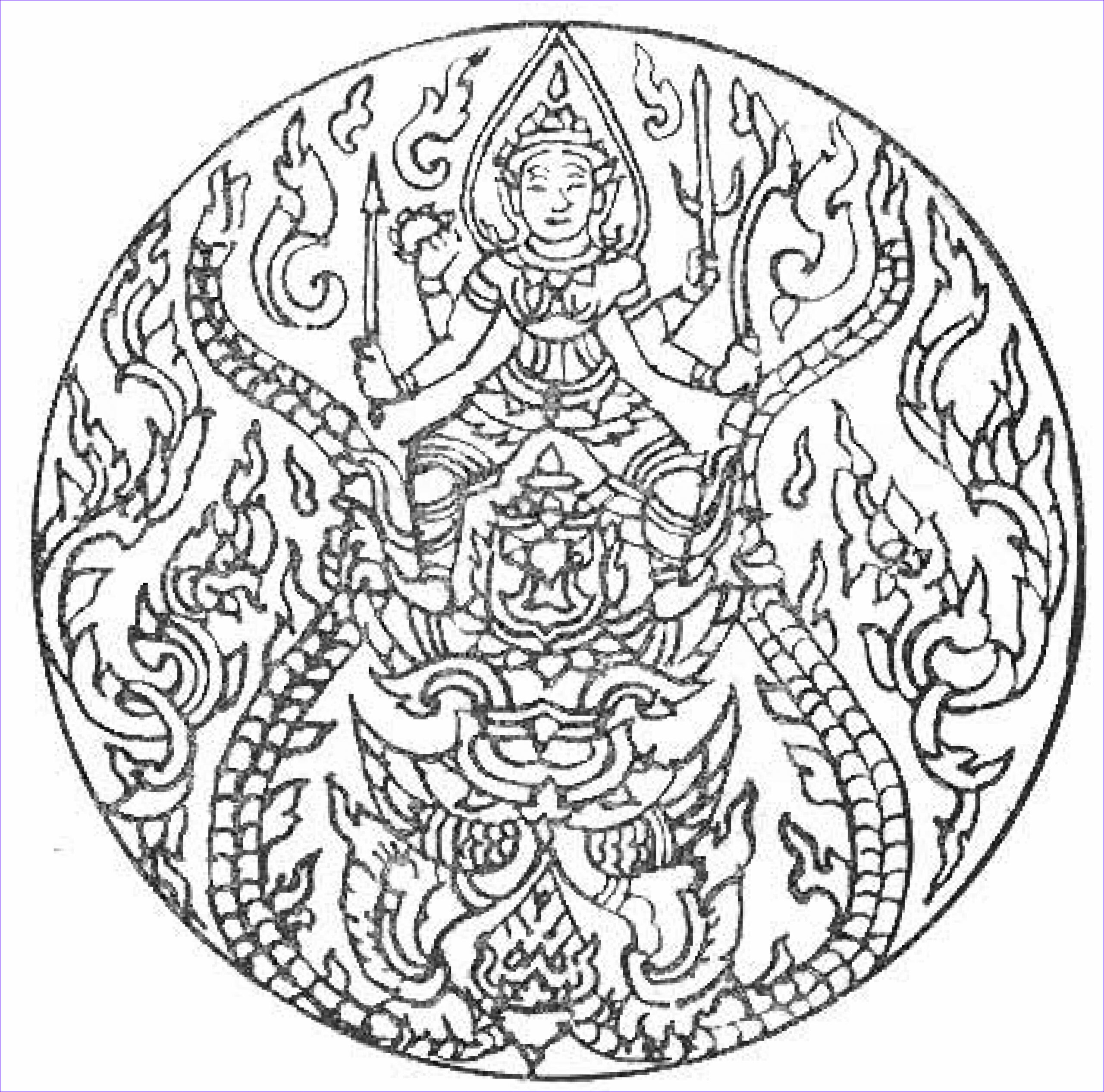 Mandala Adult Coloring Book New Photos Free Printable Mandala Coloring Pages for Adults Best