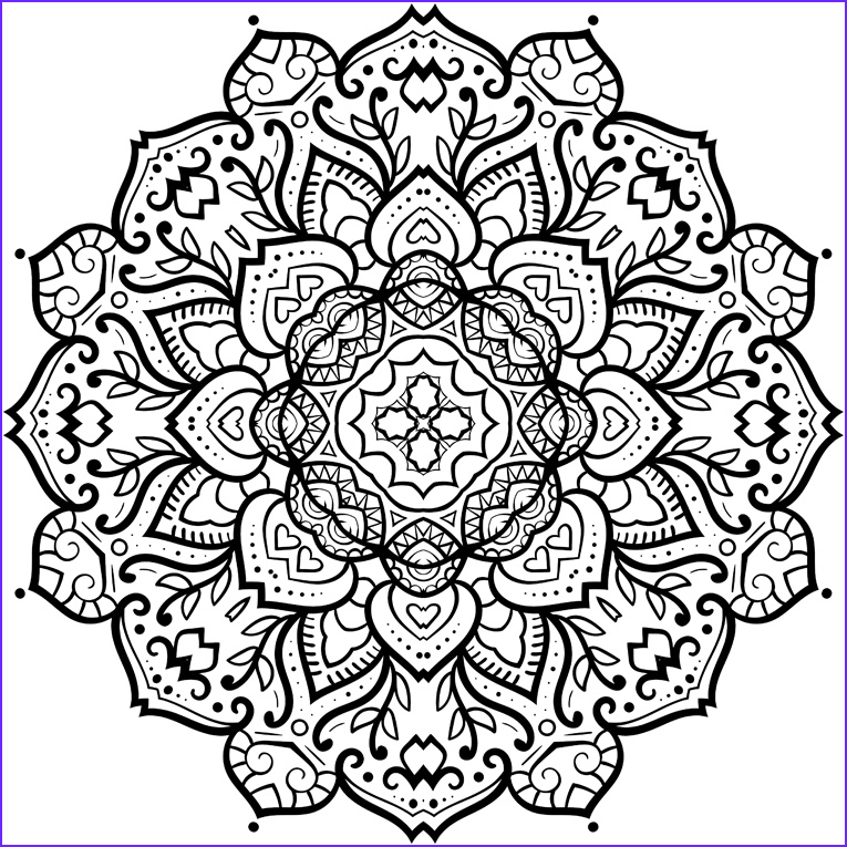 Mandala Adult Coloring Books Best Of Images Awesome Mandalas An Adult Coloring Book Vol 1 Enemy E