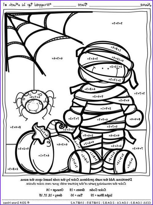 Math Coloring Sheets 2nd Grade Beautiful Photos Halloween Coloring Pages for Second Graders – Festival