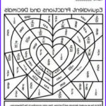 Math Coloring Worksheets 5th Grade Cool Photos Fun Math Coloring Activity On Equivalent Fractions