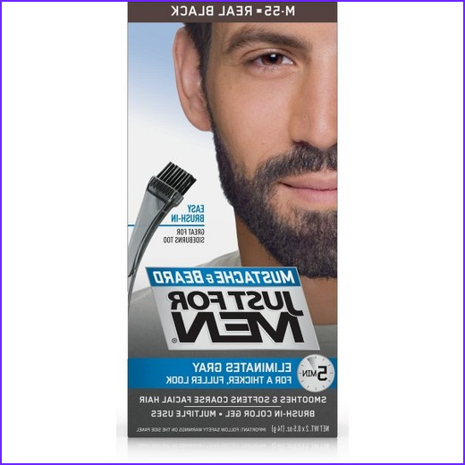 Mens Beard Coloring Luxury Images Just for Men Mustache and Beard Hair Color Tar