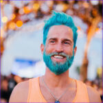 Mens Beard Coloring New Collection Merman Trend Men Are Dyeing Their Hair With Incredibly