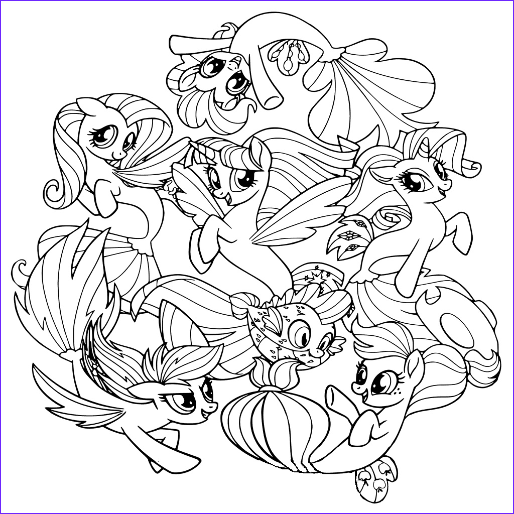 Mlp Coloring Books Inspirational Photos My Little Pony the Movie Coloring Pages to and