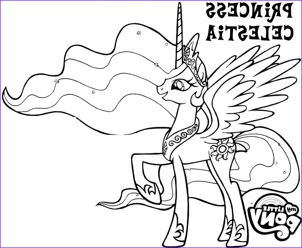 Mlp Coloring Books New Photography Princess Celestia Coloring Pages Best Coloring Pages for