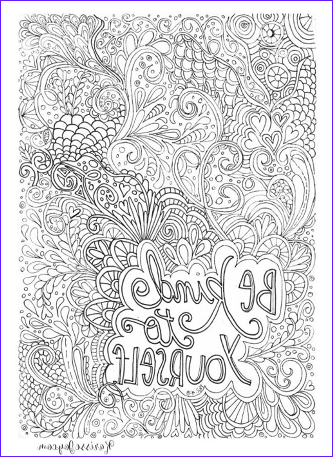 Motivational Coloring Pages Beautiful Stock 12 Inspiring Quote Coloring Pages for Adults–free Printables