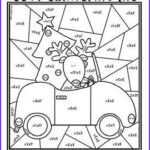 Multiplication Coloring Worksheets 4th Grade Cool Photos Christmas Multiplication Color by Number
