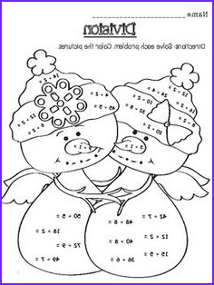 Multiplication Coloring Worksheets 4th Grade Unique Stock 1000 Images About Christmas Math Activities On Pinterest
