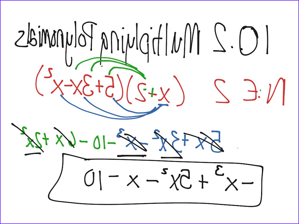Multiplying Polynomials Coloring Activity Elegant Image Showme Multiplying Polynomials Color Activity