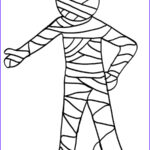 Mummy Coloring Pages New Collection Printable Mummy Coloring Pages For Kids