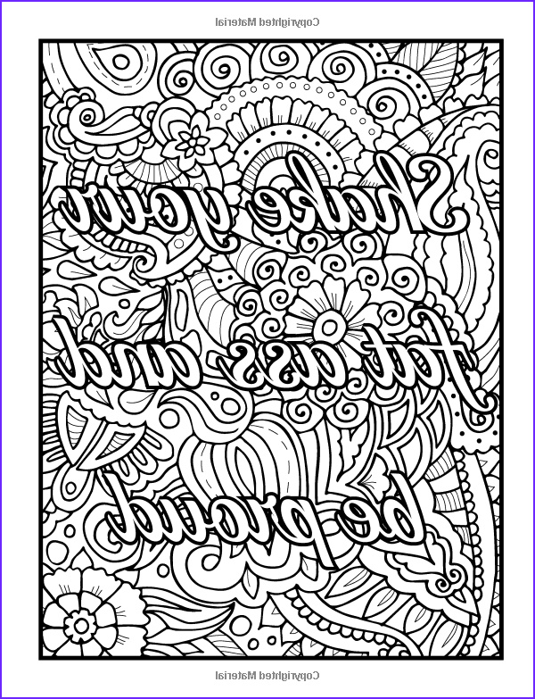Naughty Coloring Book Best Of Photos Amazon Be F Cking Awesome and Color An Adult