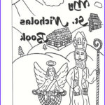 Nicky Coloring Book Beautiful Gallery St Nicholas Center Activity & Resource