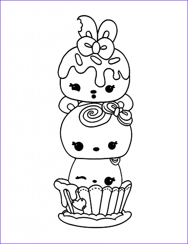11 Inspirational Num Noms Coloring Pages Photography