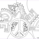 Peace Coloring Pages Cool Collection Teacher S Life Made Easy Free Awesome Coloring Pages