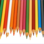 Pencil Coloring Beautiful Photography Colored Pencil