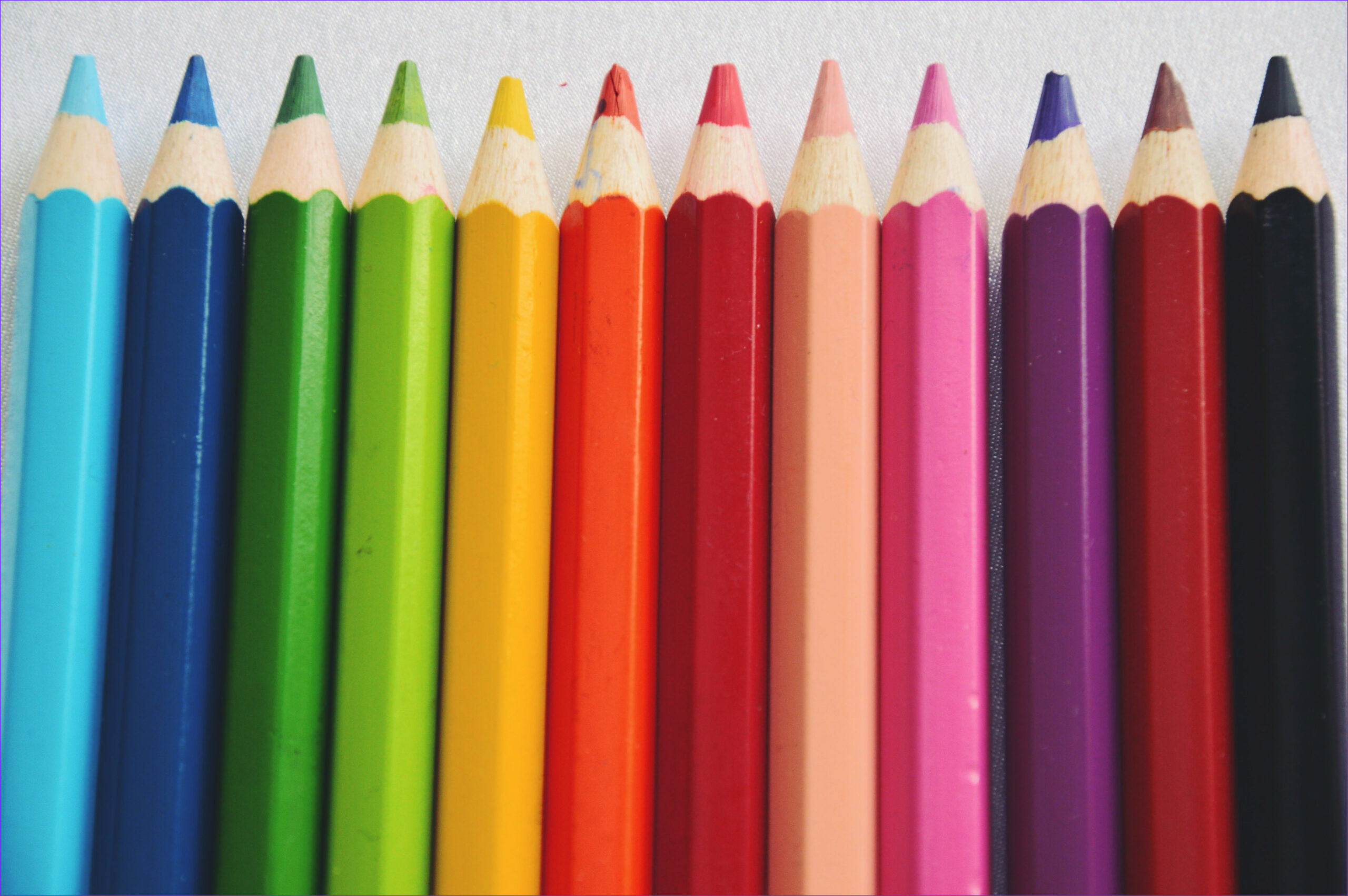 Pencil Coloring Cool Photography Drawing Tips How To Blend Colored Pencils