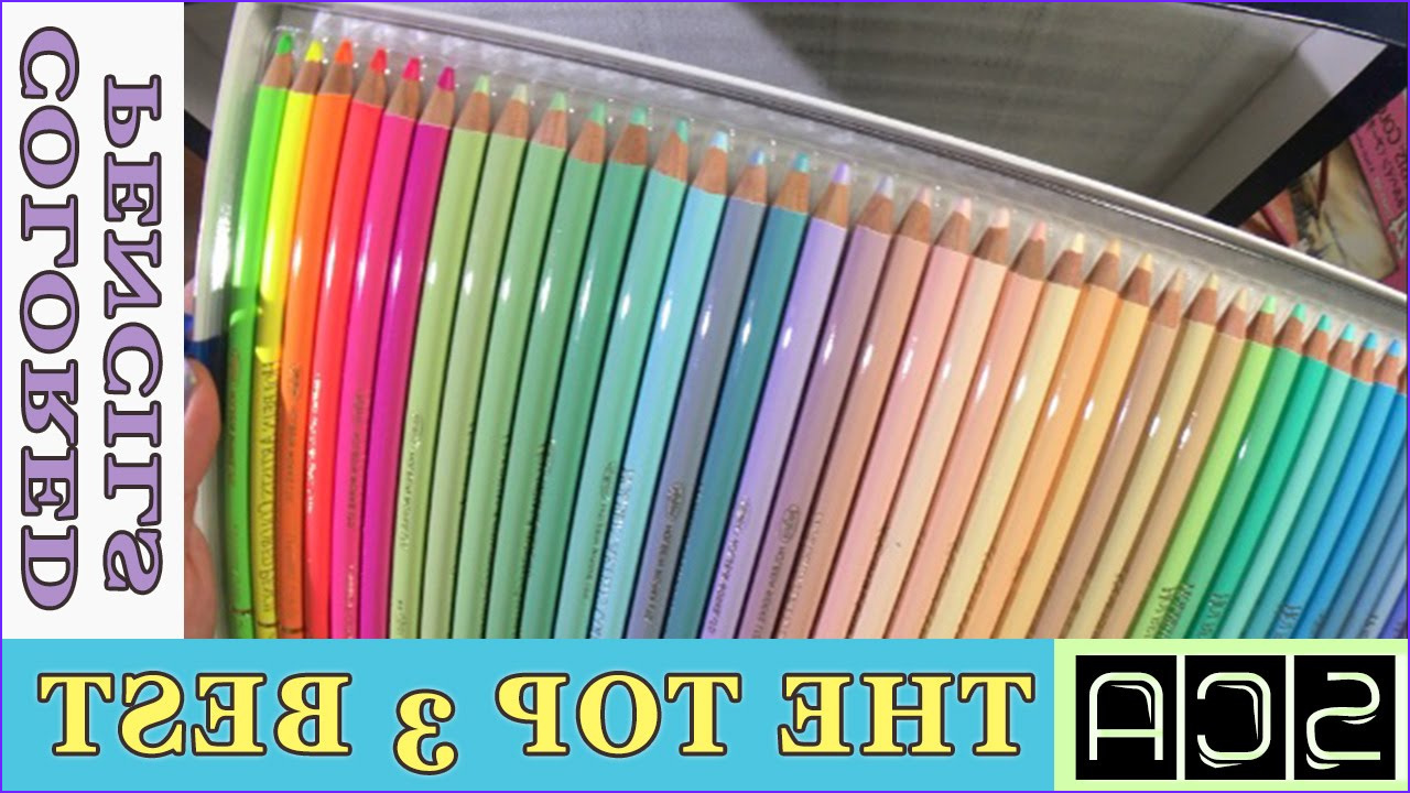 Pencil Coloring Unique Image the top 3 Best Colored Pencils In the World