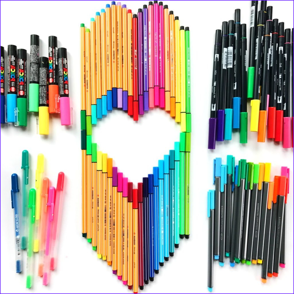 best markers for drawing doodling and coloring