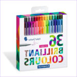 Pens Coloring Inspirational Gallery Review Of Staedtler Color Fineliner Pen Set 36 Colors
