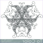 Pens for Adult Coloring Books Elegant Image Intricate Printable Coloring Pages for Adults Gel Pens by