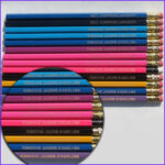 Personalized Coloring Pencils Inspirational Photos Custom Pencil Order Multi Imprint Of Different Color Pencils