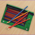 Personalized Coloring Pencils New Photos Personalized Pencils Assorted Colors With Pencil Bag