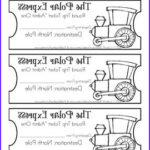 Polar Express Coloring Sheets Cool Images Best 27 Polar Express Day Kindergarten Theme Images On