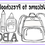 Pre K Coloring Sheets Best Of Images Coloring Pages For Back To School Pre K 1 Classrooms By