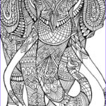 Print Coloring Pages Elegant Gallery 50 Printable Adult Coloring Pages That Will Make You Feel