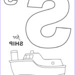 Printable Alphabet Coloring Pages Beautiful Photos Printables Alphabet S Coloring Sheets