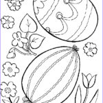 Printable Easter Coloring Pages Awesome Images Free Printable Easter Egg Coloring Pages for Kids
