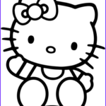 Printable Hello Kitty Coloring Pages Beautiful Images Hello Kitty Coloring Page