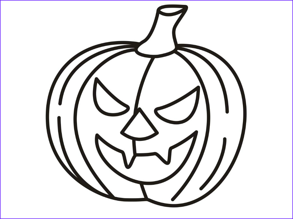 Pumpkin Coloring Sheets Awesome Photos Free Printable Pumpkin Coloring Pages for Kids
