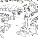 Pumpkin Patch Coloring Pages Beautiful Photos Pumpkin Patch Coloring Page Printable The Graphics Fairy