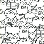 Pusheen The Cat Coloring Pages Awesome Photography Pusheen Coloring Book Pusheen Pusheen The Cat