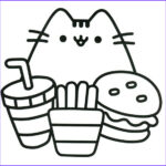 Pusheen the Cat Coloring Pages Cool Photos Pusheen Coloring Book Pusheen Pusheen the Cat