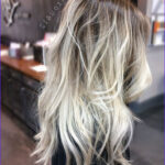 Root Coloring Elegant Photography Balayage With Root Color