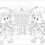 School Coloring Pages Elegant Photos Back To School Coloring Pages Sarah Titus