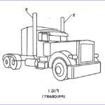 Semi Coloring Awesome Images Image Result For Peterbilt Semi Truck Coloring Pages