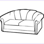 Sofa Coloring Luxury Images Sofa Coloring Pages To And Print For Free