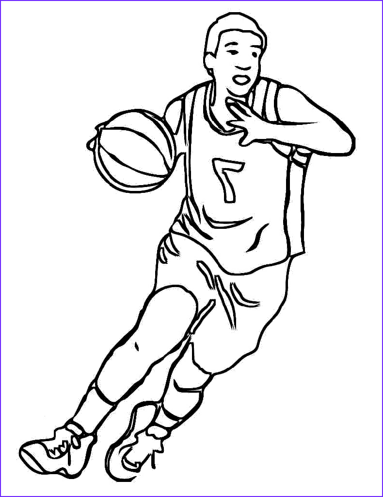 Sports Coloring Book Luxury Photography Coloring Page for Sports Kids