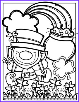 St Patrick Day Coloring Sheets Best Of Photos Free St Patrick S Day Coloring Pages Made by Creative