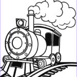 Steam Train Coloring Pages Beautiful Collection Free Printable Train Coloring Pages For Kids