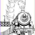 Steam Train Coloring Pages Inspirational Image Steam Train Drawing At Getdrawings