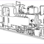 Steam Train Coloring Pages Luxury Collection Steamroller Page Coloring Pages